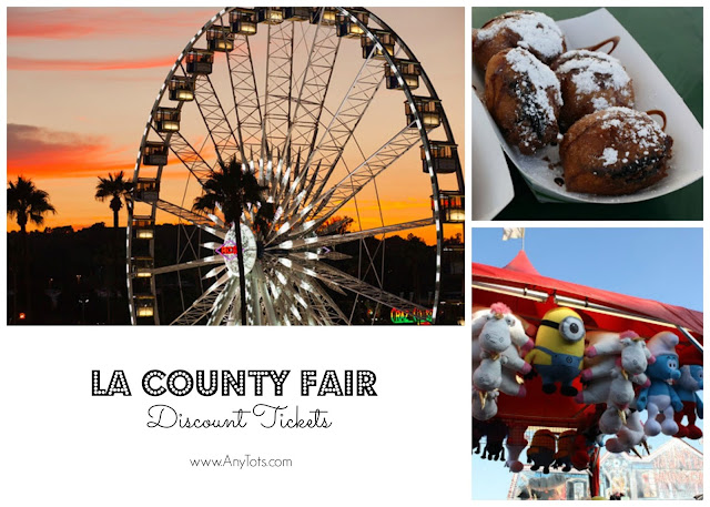 Summer in Los Angeles may be officially over come September, but the fun has just begun for L.A. County Fair-goers. Every year, thousands of people make the trip to the Fairplex in Pomona to eat.