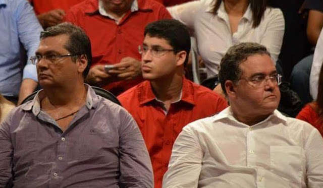 Vídeo: Flávio Dino saqueou o dinheiro dos aposentados do Maranhão, diz candidato