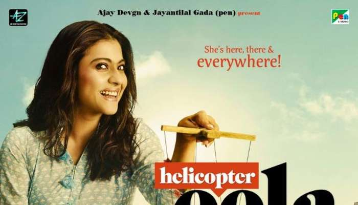 Helicopter Eela First Look