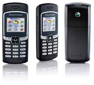 Spesifikasi Sony Ericsson T290