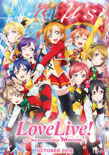 Download Love Live! The School Idol Movie 2015 BD Subtitle Indonesia