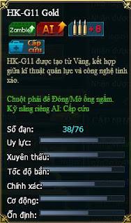 [CauBeNguNgo] Review HK G11-Gold Và cái kết