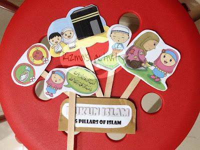 printable islam untuk anak