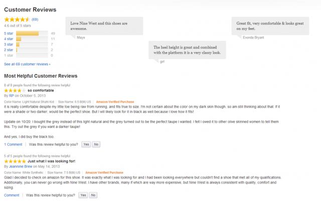 Los comentarios de los clientes pueden contener una información muy útil en relación a la búsqueda de keywords importantes