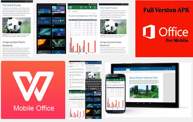 Microsoft Office Mobile 15.0.5430.2000 APK Latest Version Free Download