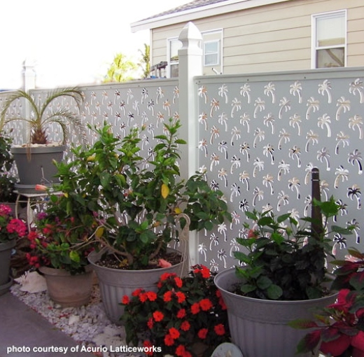 Decorative Fence Panels Lattice