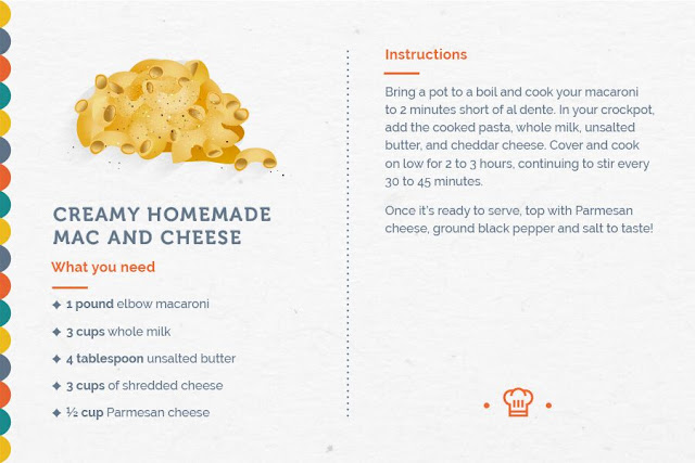 Image: Creamy Homemade Mac and Cheese recipe