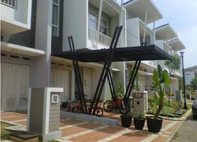 Model Kanopi Rumah Minimalis Terbaru