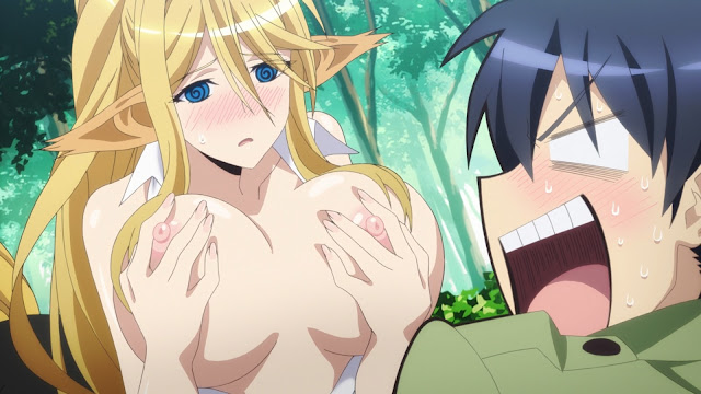 Monster Musume Anime