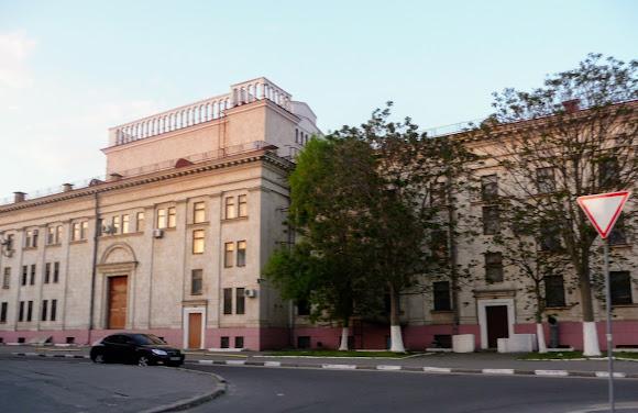 Херсонський академічний музично-драматичний театр імені М. Куліша