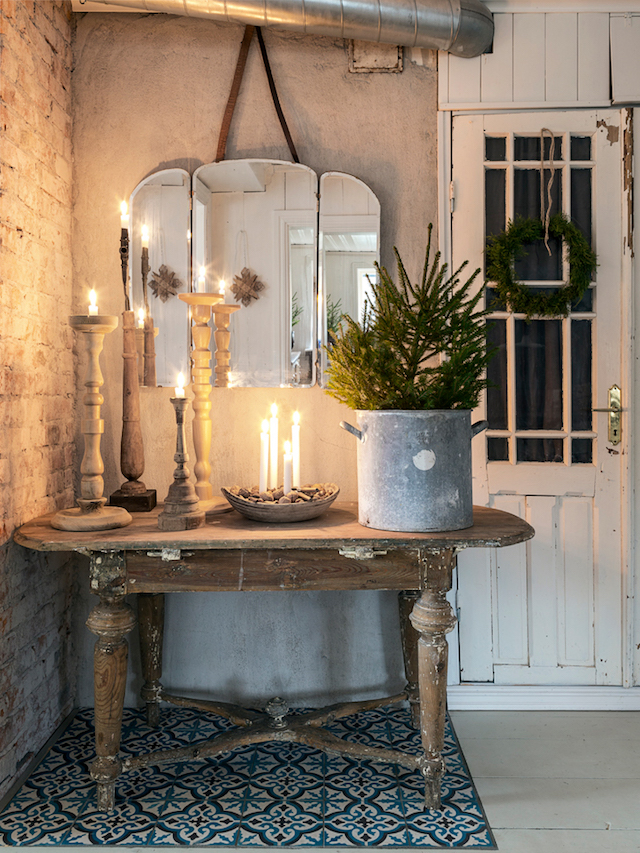 A Cosy Swedish Home Ready For Christmas My Scandinavian