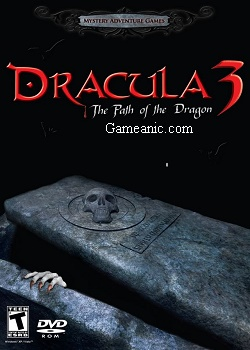 Dracula 3 The Destruction Of The Evil Game Cover