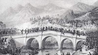 battaglia di ponte nuovo