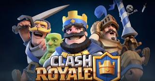 Clash Royale v1.2.6 MOD APK