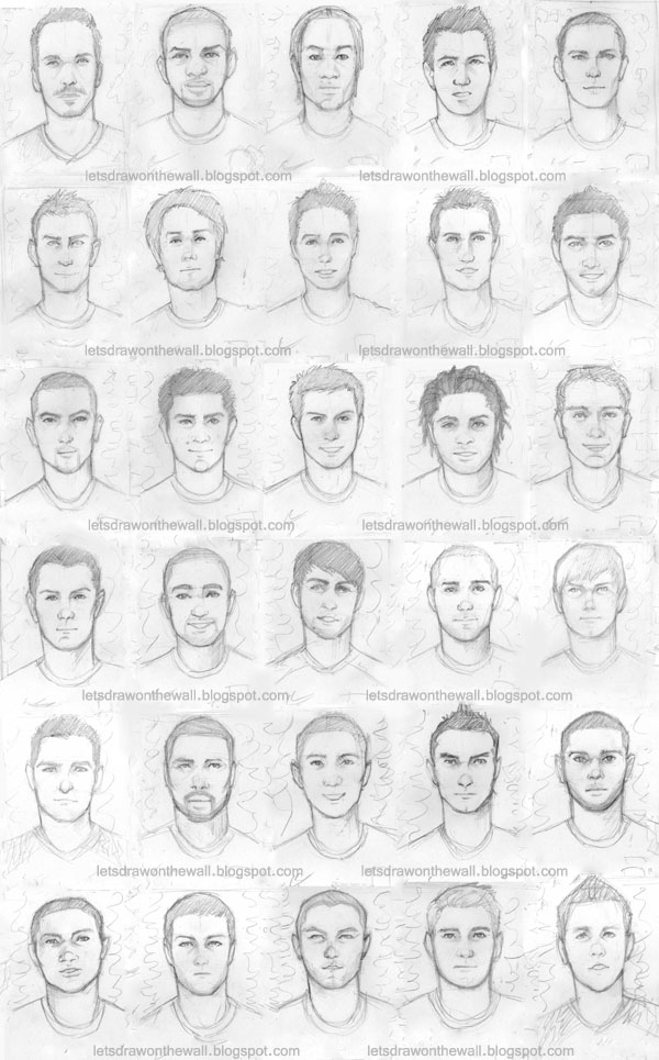 Arsenal Sketches