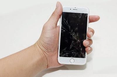 Thay mặt kính iphone 7 giá bao nhiêu?