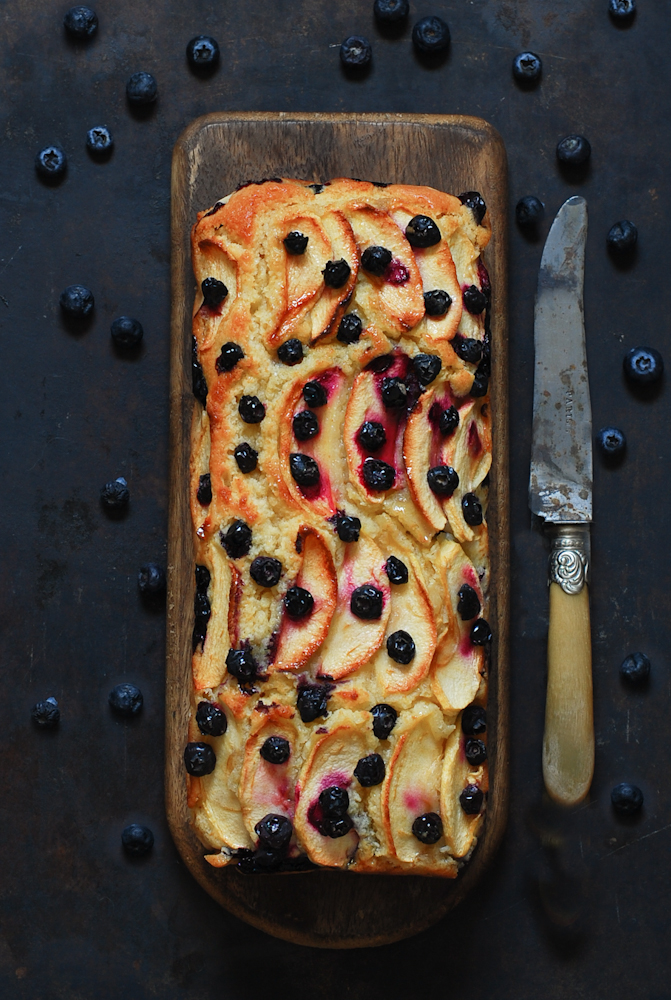 apple-blueberry-loaf-bizcocho-manzana-arandanos-cake-dulces-bocados