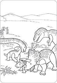 √ Malvorlagen dinosaurier din a4 - X - Claudia Schiffer
