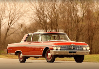 1962 Ford Galaxie 500 Front Right