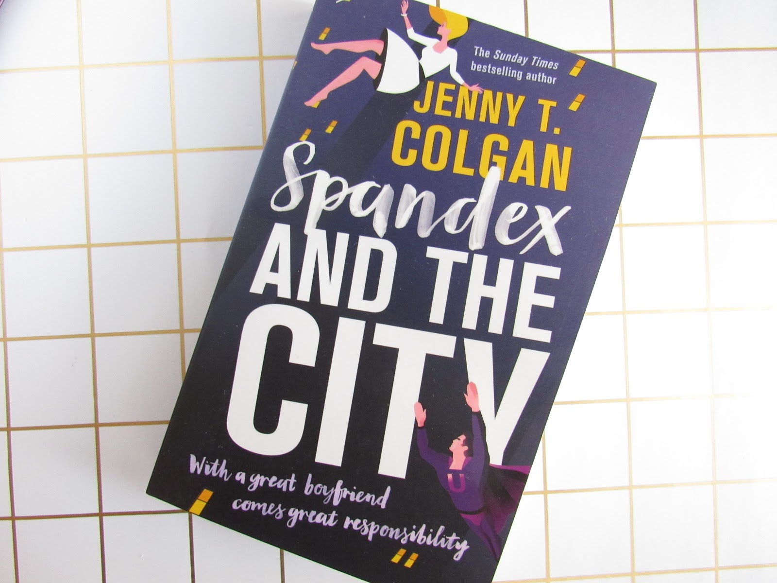 Blooming Fiction, lifestyle blog, Spandex And The City Book Tour