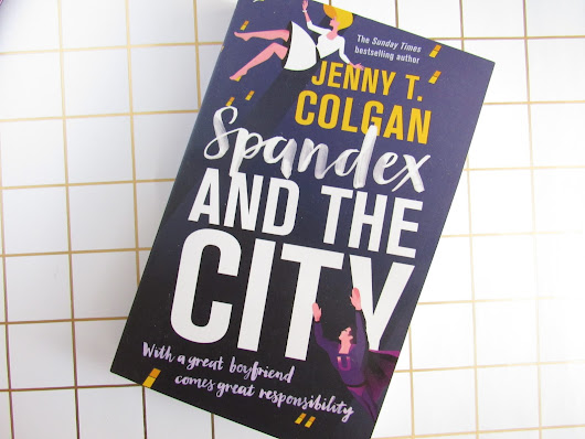 Spandex And The City Book Tour
