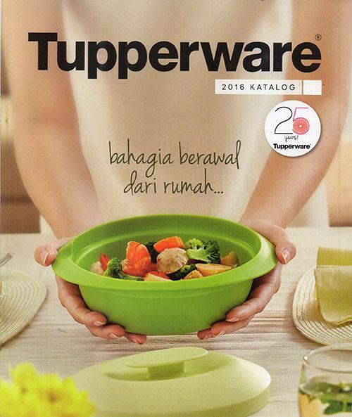 Katalog Promo Tupperware Mei 2016