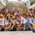 Shopping recebe crianças de projeto piloto do Sol Nascente, em Ceilândia