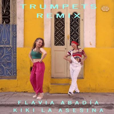 "Flavia Abadia Unveils ""Trumpets"" Remix"