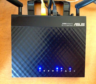 Wireless Dual-band Gigabit Router