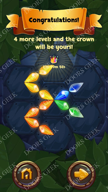Gems & Magic [Tourmaline] Level 1 Solution, Walkthrough, Cheats