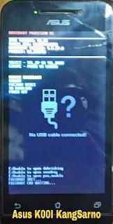 Droidboot Menu Asus Zenfone 4 K00I