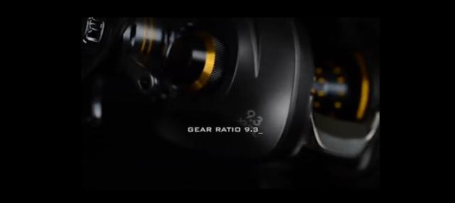 reel blitzkrieg ultra hyper speed -  - gear ratio