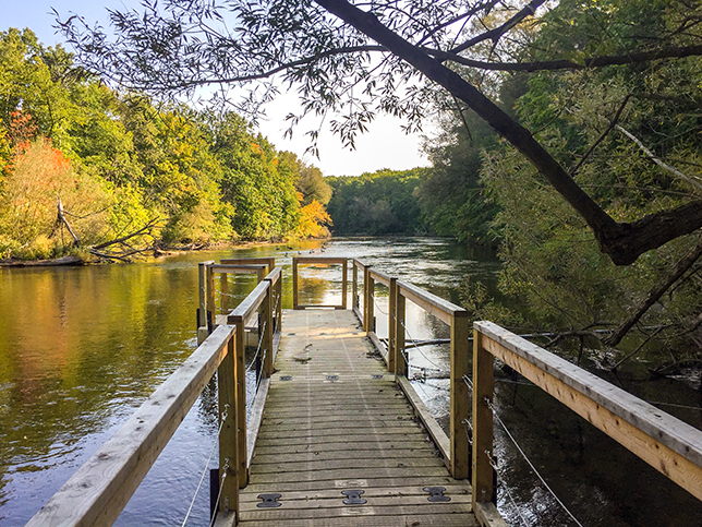 Riveredge Nature Center Newburg