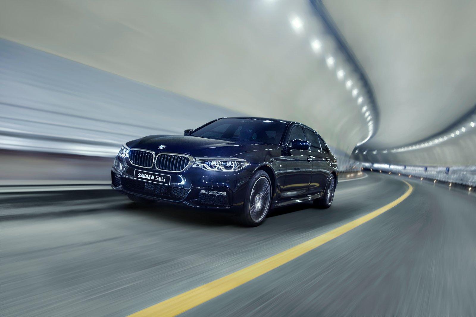 2016 - [BMW] Série 5 Berline & Touring [G30/G31] - Page 28 BMW-5-Series-LWB-16