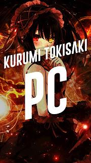 Tokisaki Kurumi wallpaper