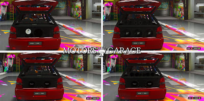 Download : GTA V - VW Gol G2 01