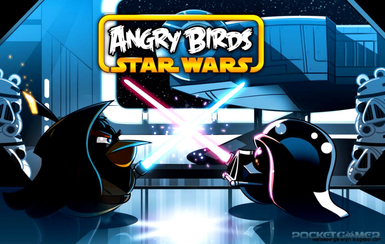 Angry Birds Star Wars Wallpaper Wallpaper Gallery