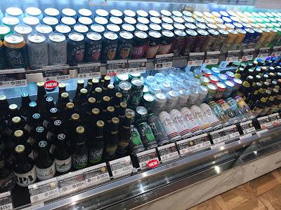 アメリカのクラフトビールがいっぱい