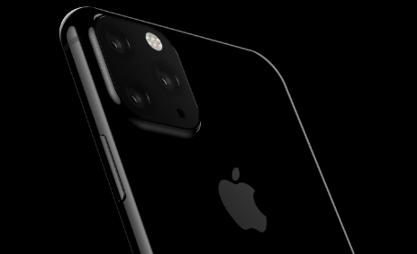 iPhone 11 leaked image, iphone XI renders