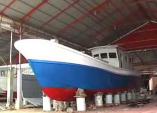 Pengadaan kapal berbahan fiberglass oleh kementerian KKP dimana rencananya akan sebanyak  Kabar Terbaru- KRITERIA GALANGAN KAPAL FIBER GLASS