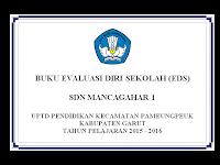 Buku Evaluasi Diri Sekolah (EDS) untuk Sekolah Dasar (SD)