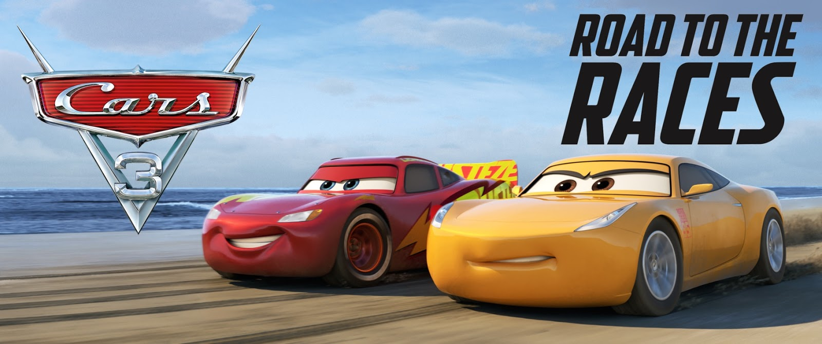Cars 3 road to the races tour brings life sized lightning mcqueen