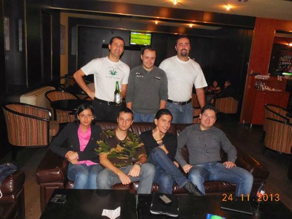 Craiova Blog Meet & Bowling 24 Nov