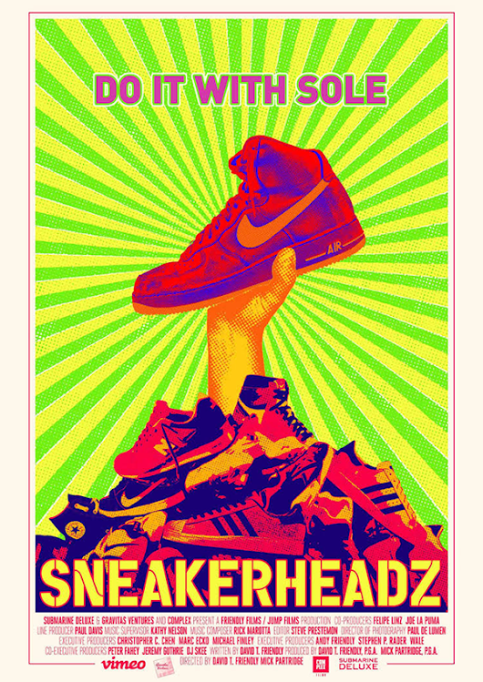 GRAWR: Documentaire : Sneakerheadz