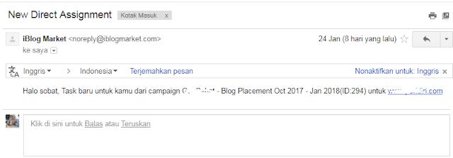 Mendapat Penghasilan Tambahan Dari Job Riview di Iblogmarket