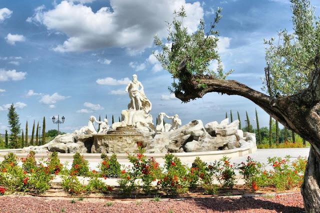 imágenes del parque europa