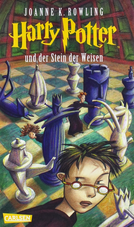 """Mellis Buchleben: Buchrezension """"Harry Potter und der ..."""