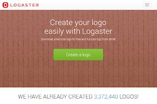 Halaman Depan Logaster.com