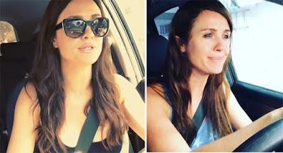 Κωμικός μιμείται 14 διάσημες γυναίκες που έχουν κολλήσει στην κίνηση (Video)