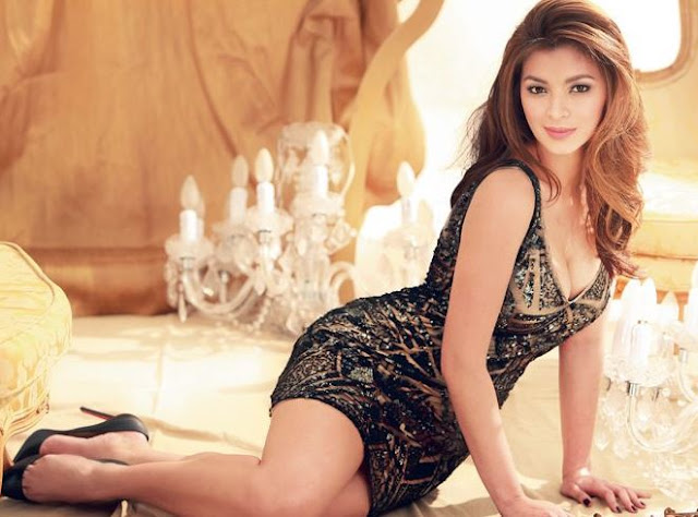 Four Years Ago, Angel Locsin Graced The Cover Of Cosmopolitan's 17th Anniversary Issue